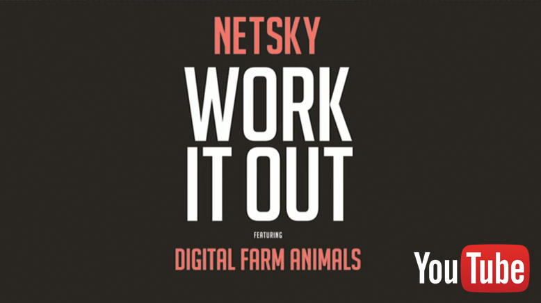 Netsky ft. Digital Farm Animals - Work It Out