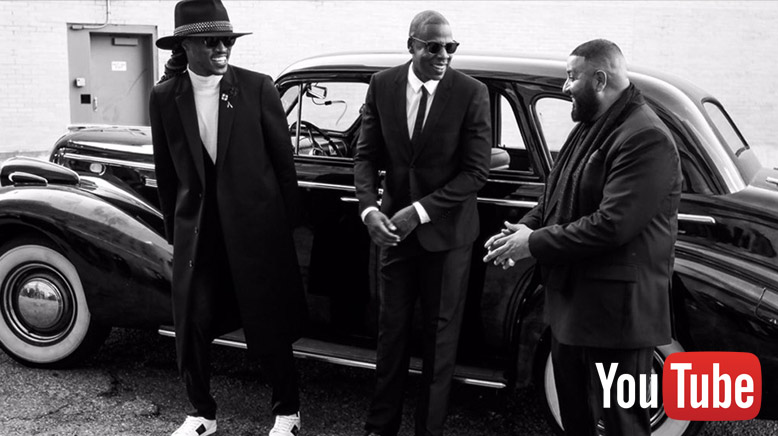 DJ Khaled ft. Jay-Z & Future  - I Got The Keys