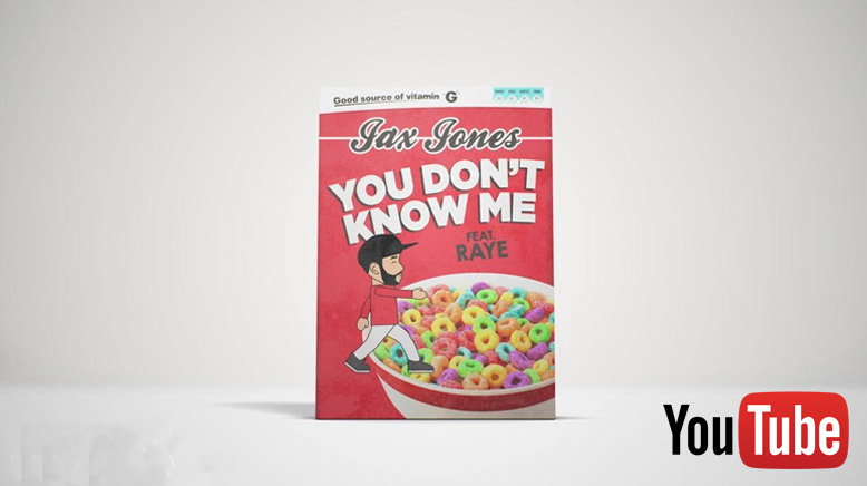 Jax Jones ft. RAYE - You Don't Know Me