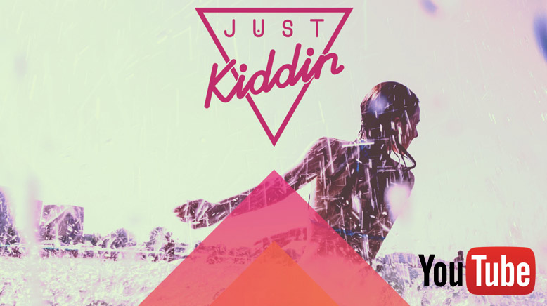 Just Kiddin - Fall For You